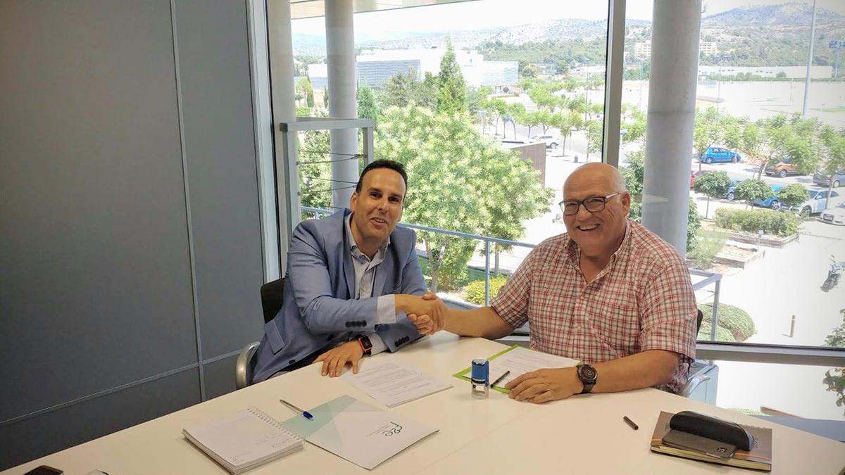 Se firma el convenio de colaboración entre la Fundación de la Eficiencia Energética de la Comunidad Valenciana 1